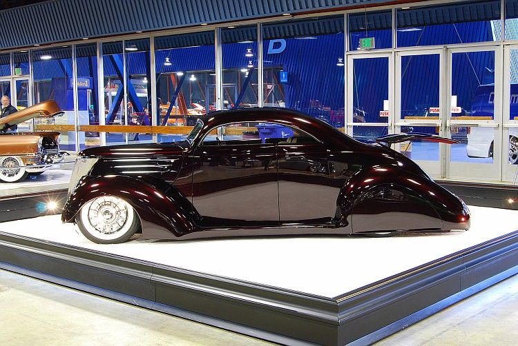 James Hetfields 1937 Custom Cars Paint 1937 Ford Coupe Classic Cars