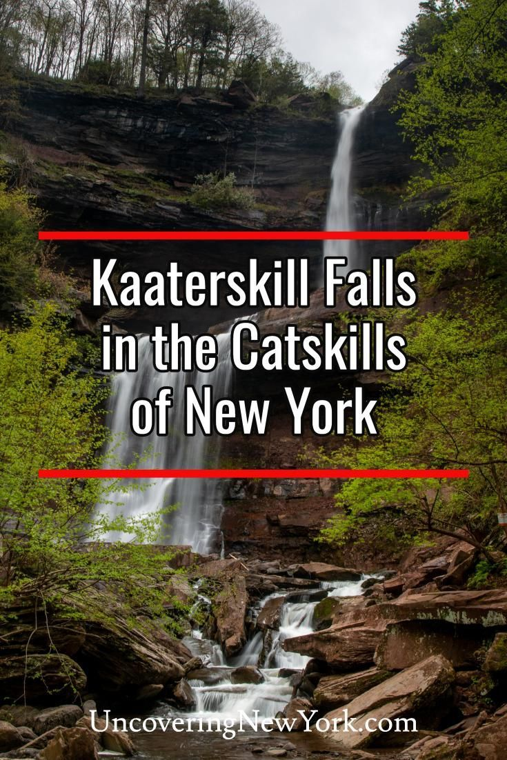 How To Hike To The Incredibly Impressive Kaaterskill Falls