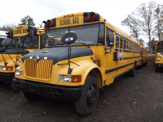 Los autobuses nuevos y usados y furgonetas en Venta - Autobús y chasis, LLC