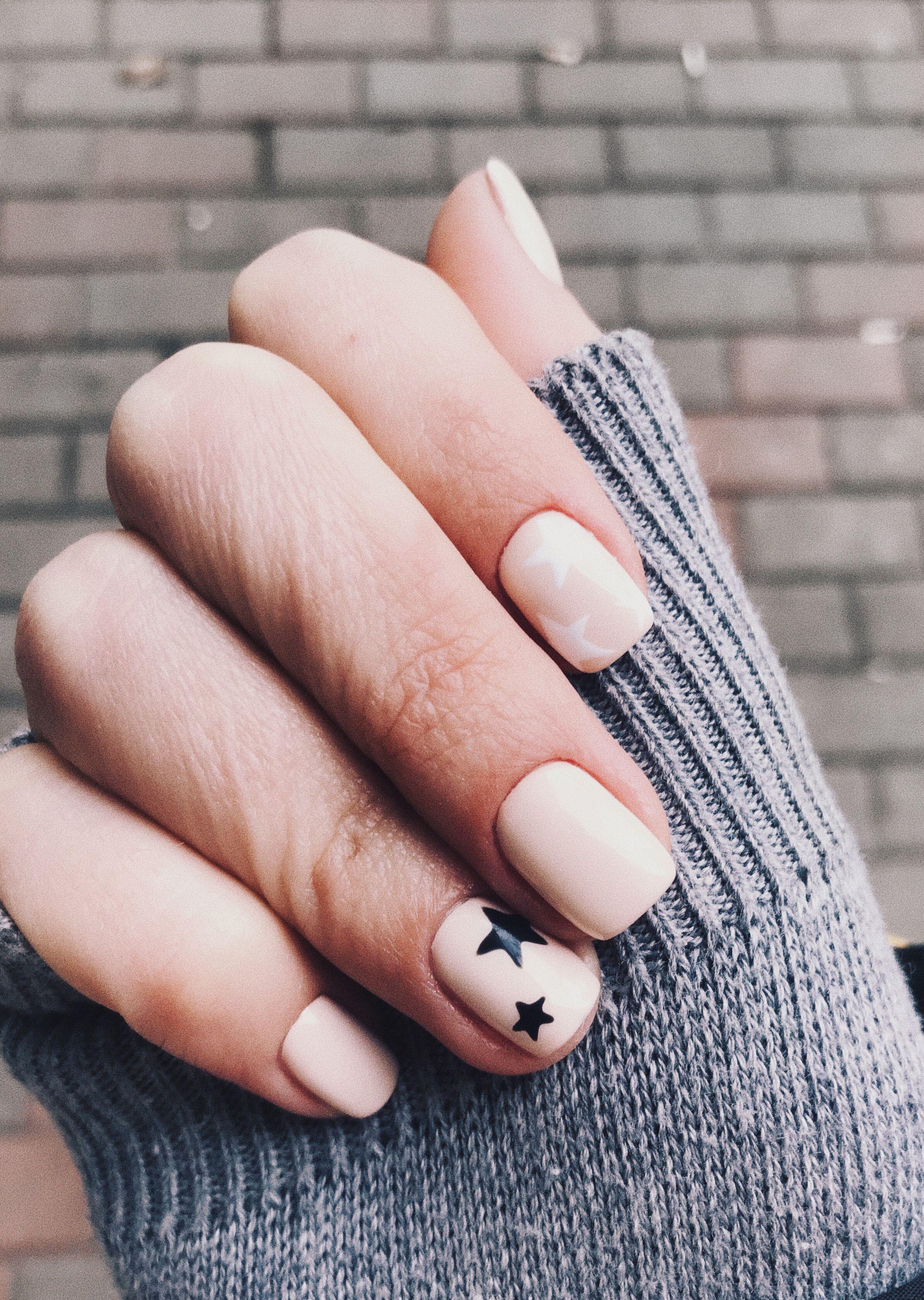 Pinterest Tiaaddie Nails Star Nail Designs Summer Nails