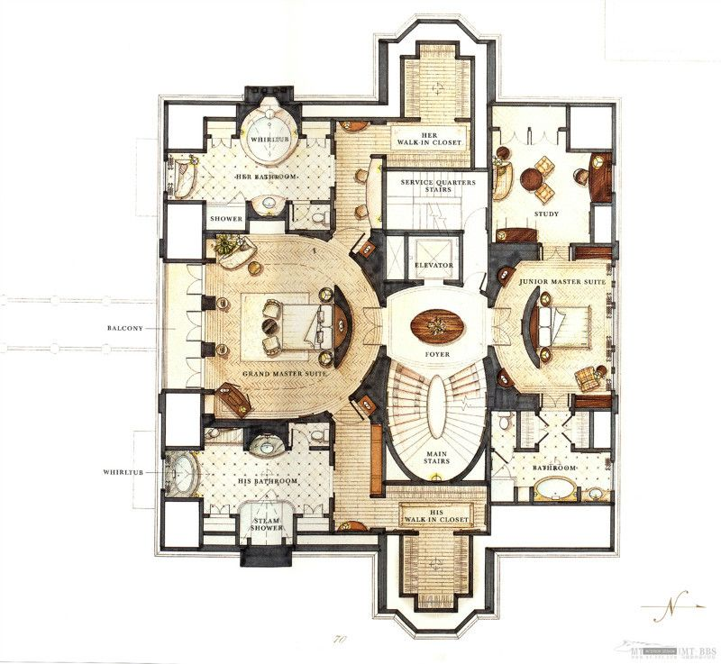C56fa032c7586e7f9ccb6e1e3d05c78f Jpg 800 737 Mansion Floor Plan House Layout Plans Hotel Room Plan