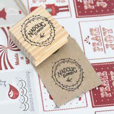 Welsh Language East of India Craft Rubber Stamp IKit