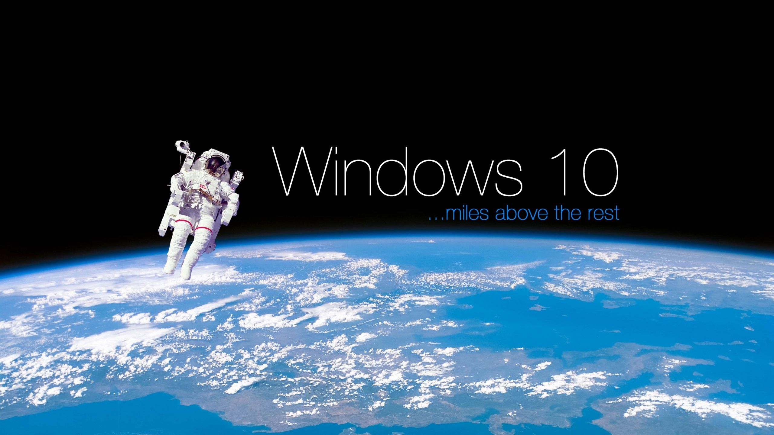 2560x1440 Windows 10 Space 4k Wallpaper Press The Download Button