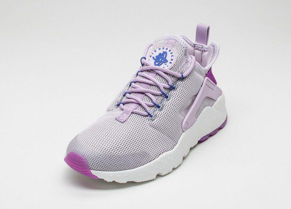 588651c7f3abf Nike Wmns Air Huarache Run Ultra (Bleached Lilac   Hyper Violet ...