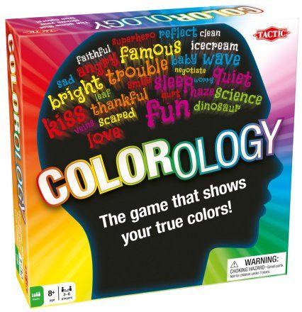 Colorology With Images Colorology Exploding Kittens Card Game Board Games