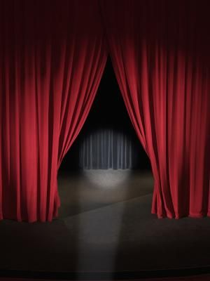 Diy For Open Close Stage Curtains Stage Curtains Stage