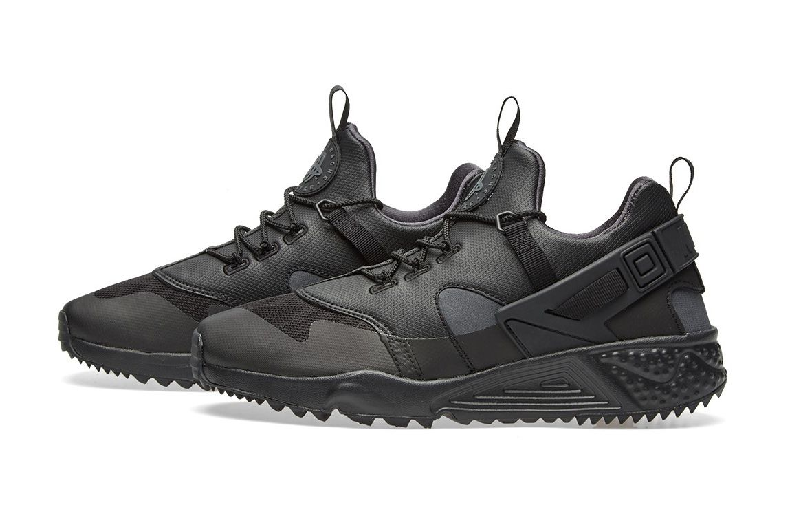 Nike's Air Huarache Utility Arrives in a Rugged Look for Winter ...