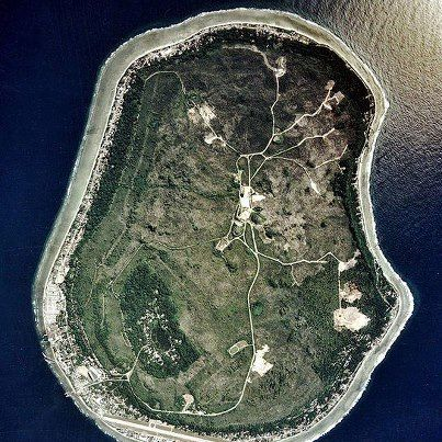 Nauru one of the Smallest Country in the World world war 2