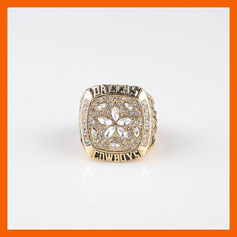 1995 달라스 카우보이 슈퍼 볼 XXX 세계 우승 반지 미국 크기 8 9 10 11 12 13 14