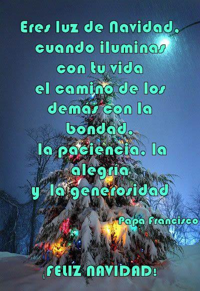 Frases Del Papa Francisco De La Navidad.Reflexion Motivacion Pensamientos Frases Citas Spanish