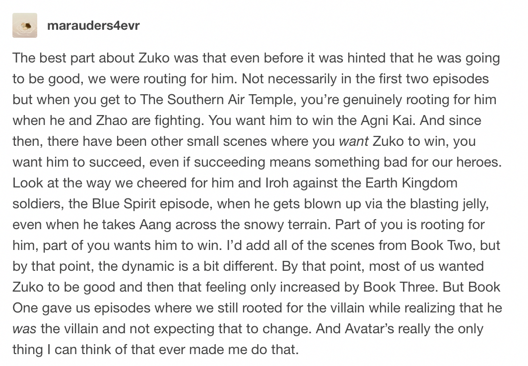 Zuko Avatar the Last Airbender #avatarthelastairbender
