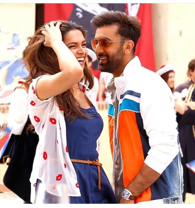 Deepika & Ranbir | person | Ranbir kapoor deepika padukone ...