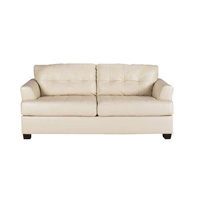 Best Ivory Leather Sofa Leather Sleep Sofas Bernie And 400 x 300