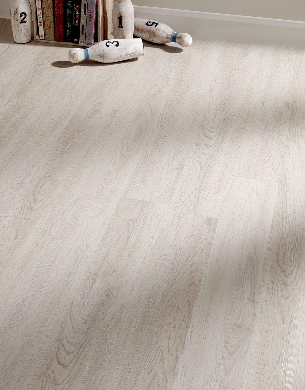 Venice Click Whitewashed Oak Lvt Flooring Lvt Flooring White Wash Wood Floors White Wash Oak Floor