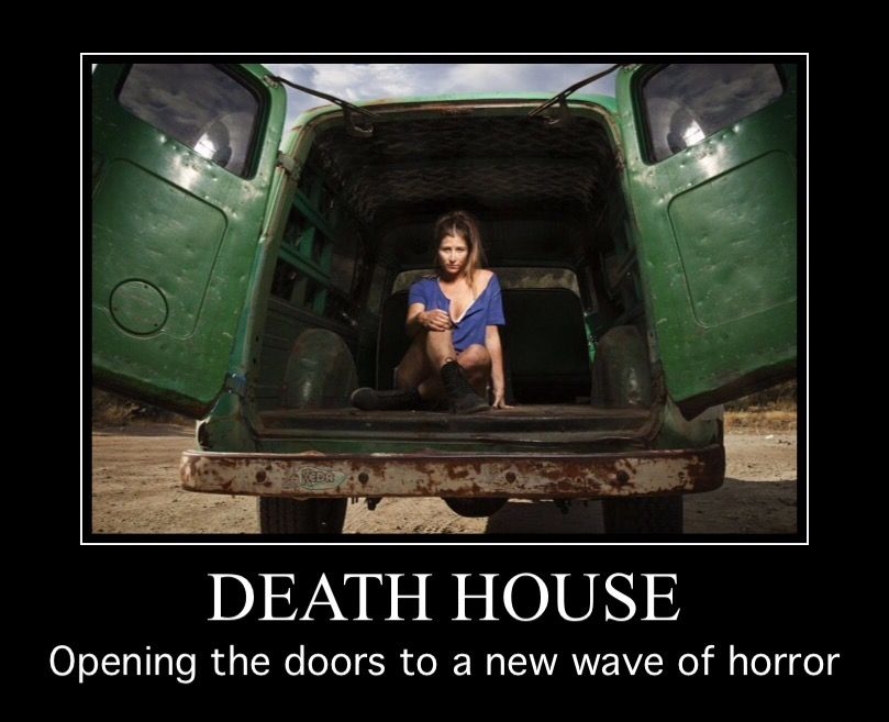 @DeathHouseMovie is looking to change the way you view horror & this is just the beginning! #ExpectMoreFromHorror  Watch the trailer here: https://youtu.be/-OQqZPwUAwI  #DeathHouse #5Evils  #GabrielleStone #LinzHaddon #RockPaperDead #HorrorUnited #FutureHorror #KnowYourHorror #SupportIndieFilm #DeathHouseMovie