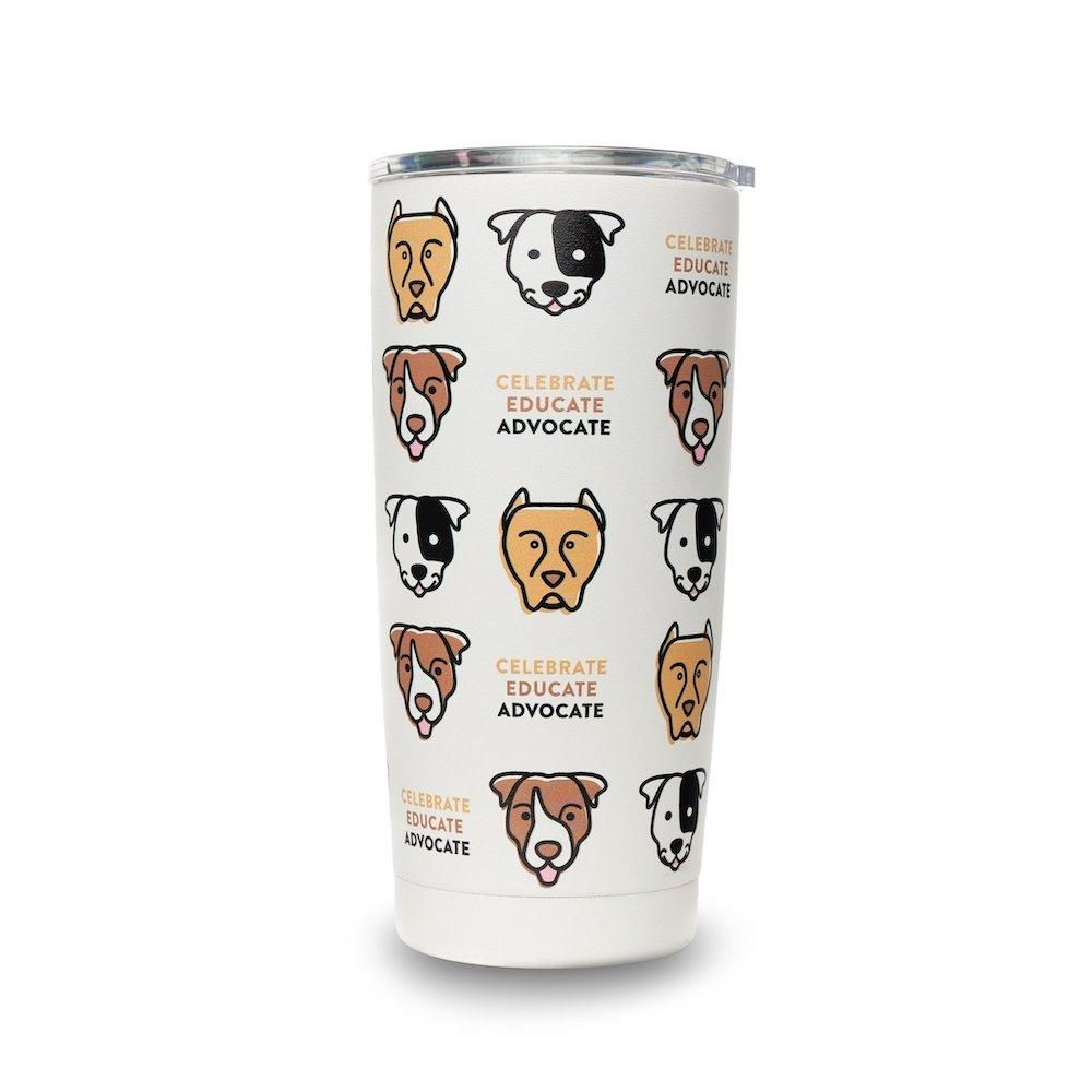 Celebrate Pibbles Stainless Steel Tumbler in 2020