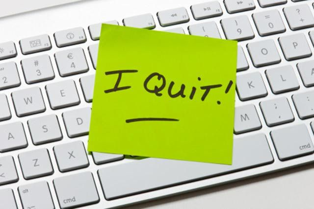 HereS A Look At The Perils Of Submitting A Rude Resignation