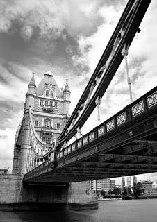 Tower Bridge, London, UK. Photography by Stephanie Kroll