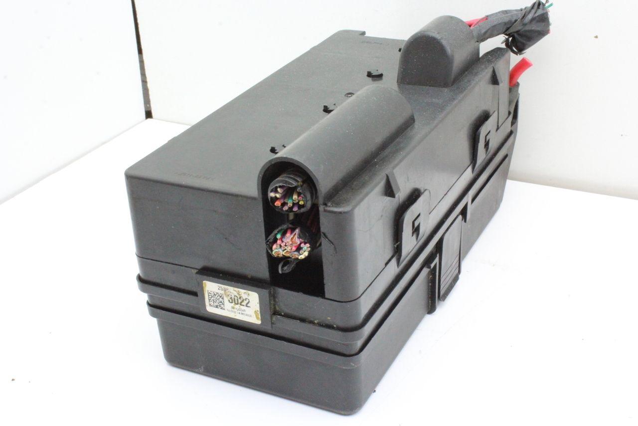 09 10 PONTIAC G6 FUSEBOX FUSE BOX RELAY UNIT MODULE