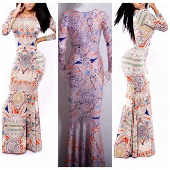 WOMEN AUTUMN WINTER BANDAGE PARTY HOMECOMING DRESSES SEXY VESTIDOS DE FIESTA MAXI EVENING MERMAID DRESS PLUS SIZE