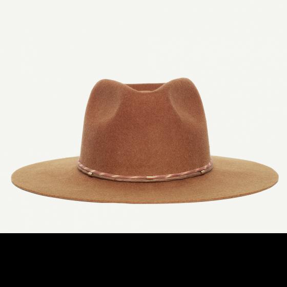d394f46b60f Country Boy Felt Fedora Hat