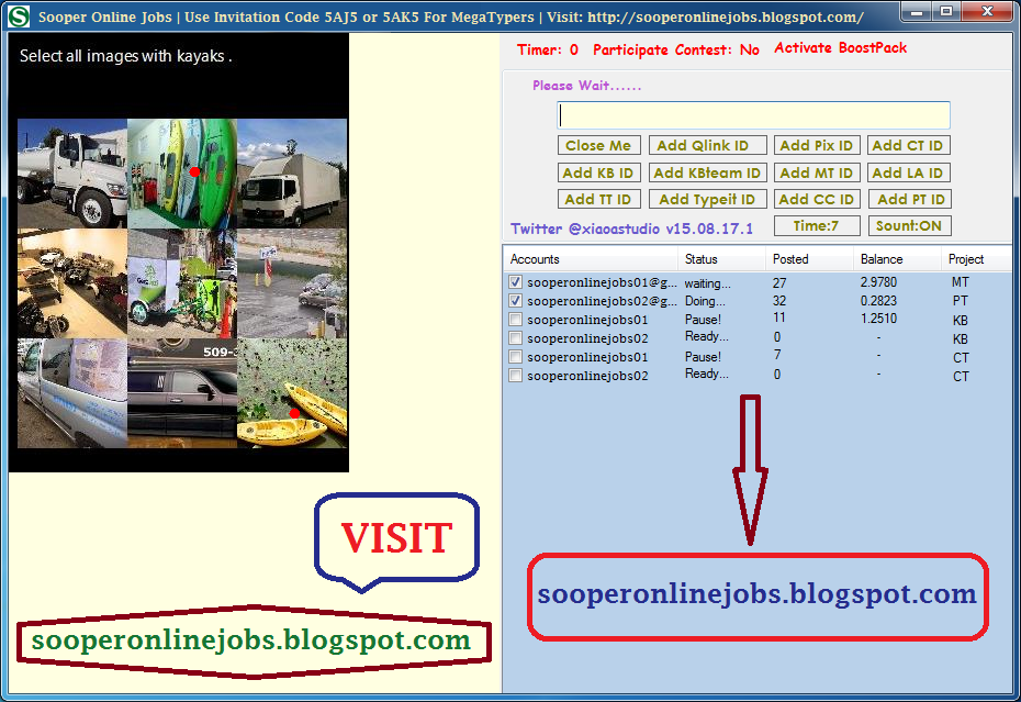 LatestSoftware To Solve Google Captchas And Smart Captchas