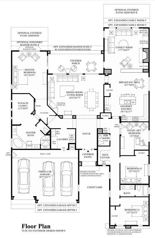 Arizona Home Design Idea Center: Windgate Ranch Scottsdale