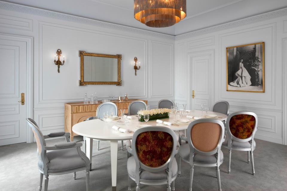 Nice Friday Feature: Dior Suite St. Regis
