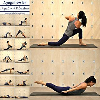 yoga flow for digestive health  relaxation  yoga flow