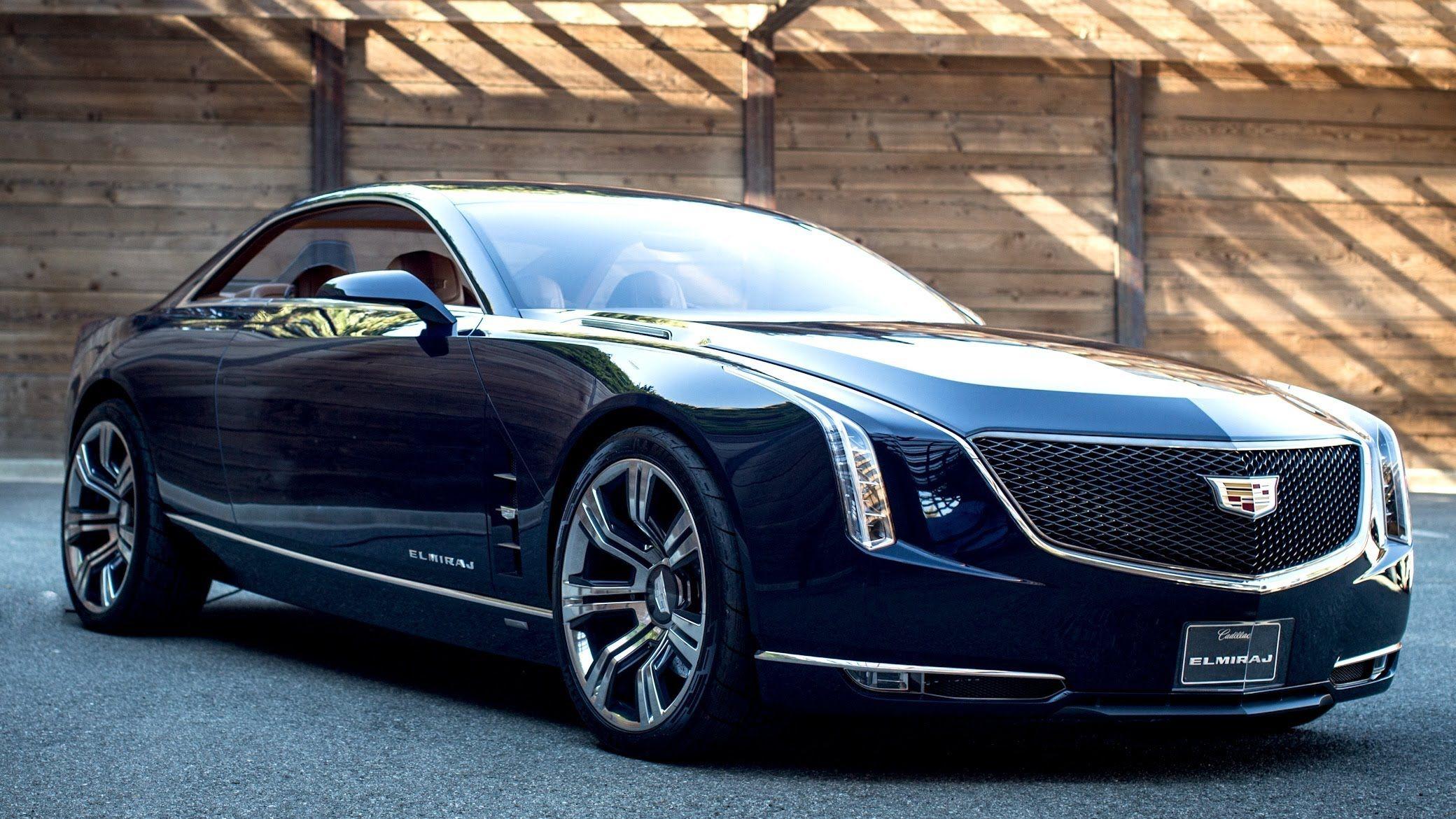 Cadillac Elmiraj Concept Jay Leno s Garage for him for mi