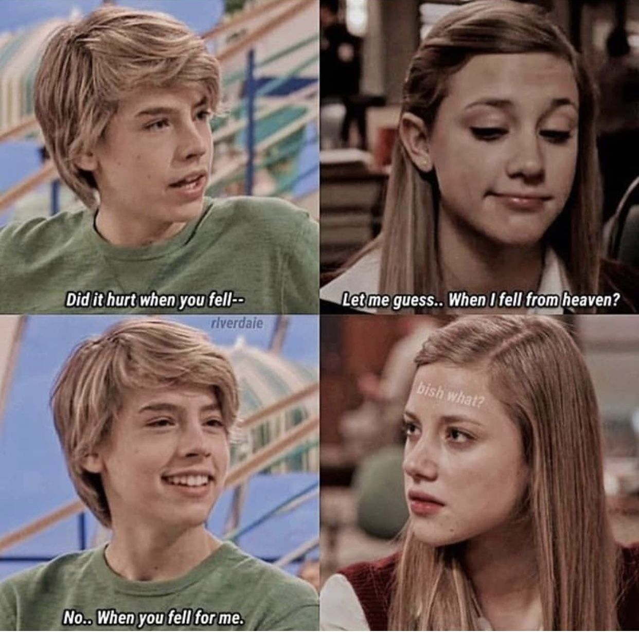 Riverdaleee #coleanddylansprouse