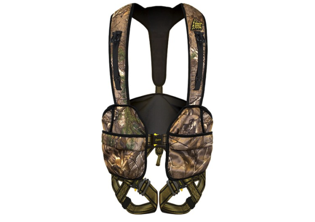 Hunter Safety System Harness Hybrid Flex (LXL) Realtree