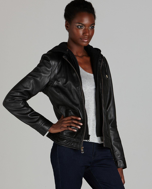 Marc New York Leather Jacket Vintage Wash Bloomingdale