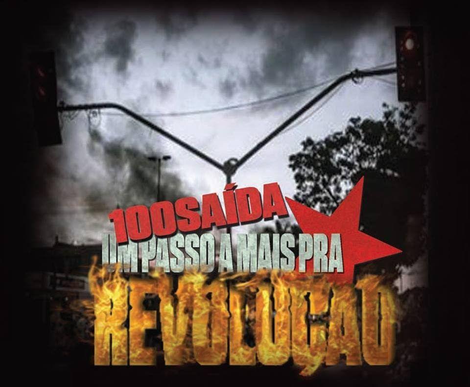 100 Saída - Um passo a mais pra revolução (CD completo)
