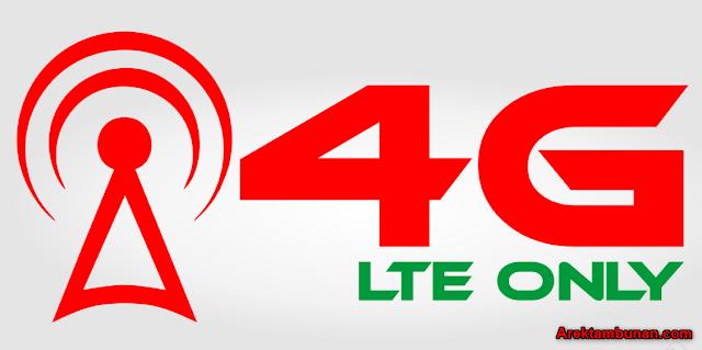 4G LTE Switch Only Free Apk Download | Arek Tambunan