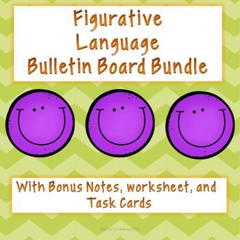 This Figurative Language product is a great asset for any elementary or middle school ELA/Literacy classroom.  Types or kinds of figurative…