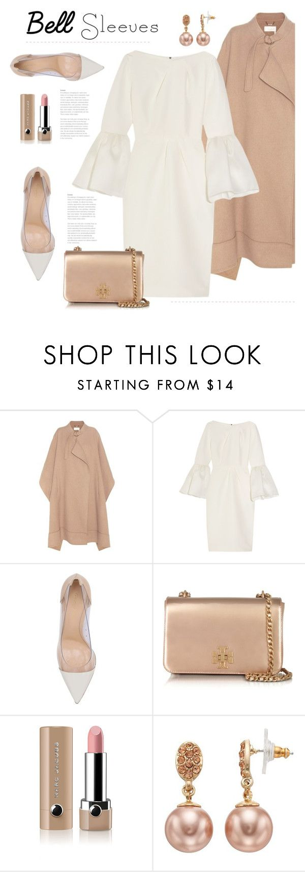 """Street Style Trend: Bell Sleeves"" by bliznec ❤ liked on Polyvore featuring Chloé, Roksanda, Gianvito Rossi, Tory Burch, Marc Jacobs, Simply Vera, polyvoreeditorial, polyvorecontest, bellsleeves and rolandmoured"