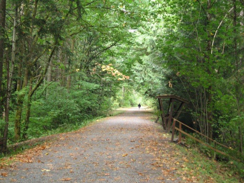 Hikes 30 minutes from Seattle Green to
