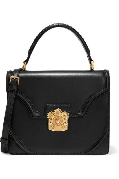 71b09fabf04 Black leather (Calf) Push lock-fastening front flap Comes with dust ...