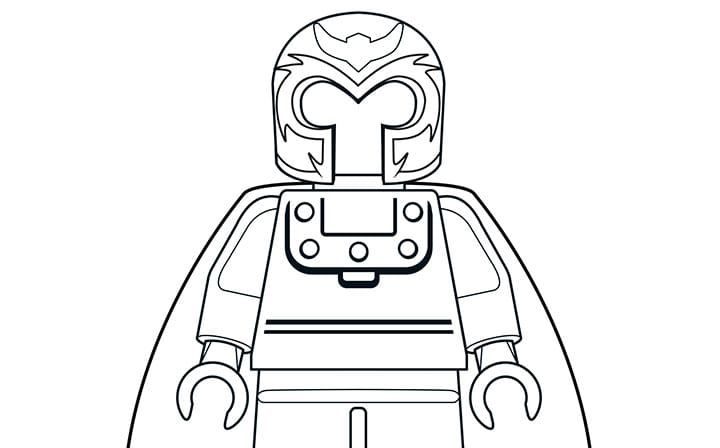 lego magneto coloring pages - photo#2