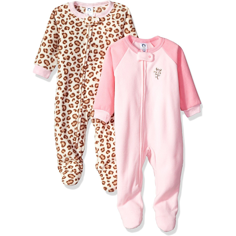0ee872362 Gerber Baby Girls  2 Pack Blanket Sleeper     For more information ...