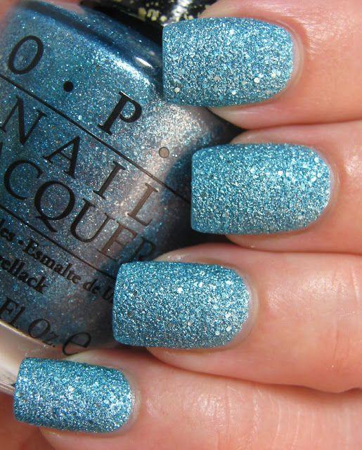 Opi Liquid Sand Bond S Tiffany Case My Most Favourite Nail Polish Ever
