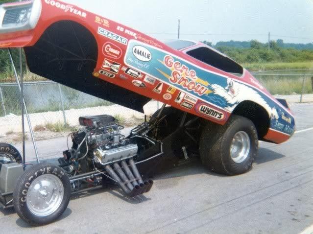 Gene Snow Funny Car Car Humor Funny Car Drag Racing Drag