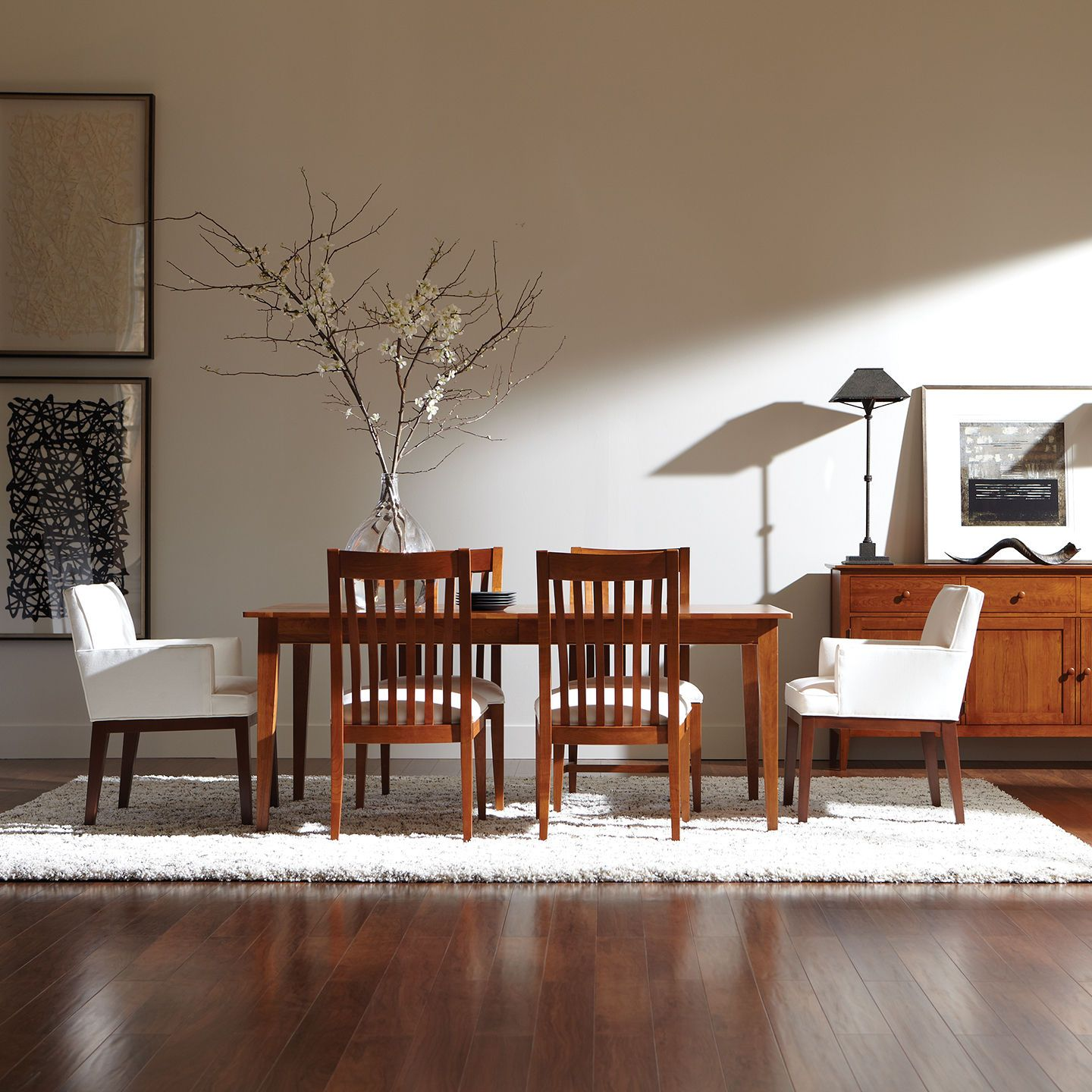 Rowan Large Dining Table Ethan Allen Us Minimalist Dining Room Dining Room Furniture Modern Dining Room