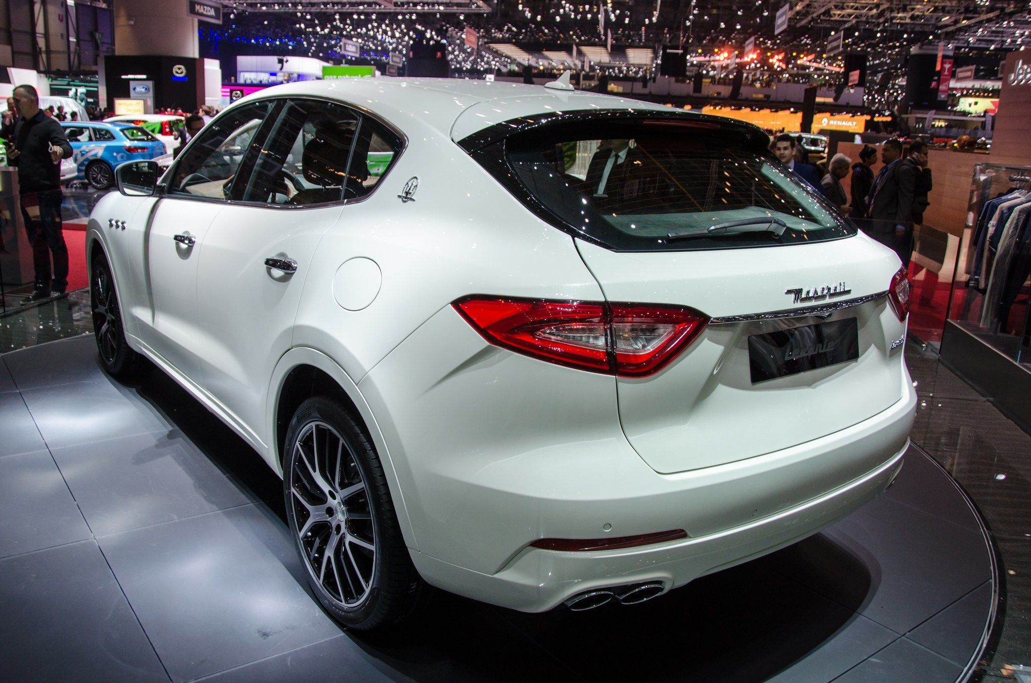 2017 Maserati Levante Suv Interior Price Car Reviews