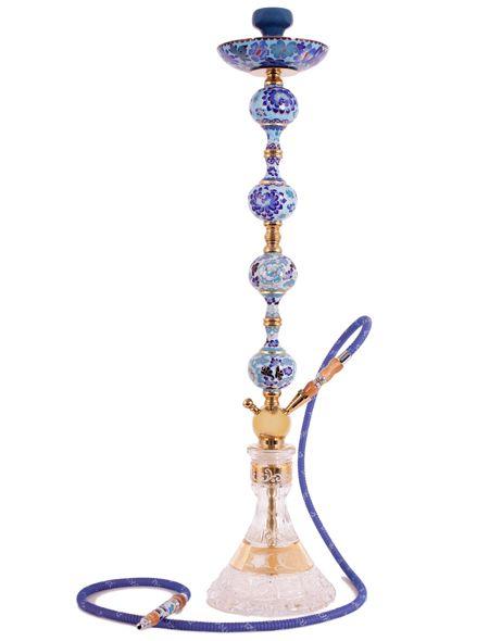 Dark Blue Crystal Mya Hookah Hookah Hookah Lounge Hookah Pipes
