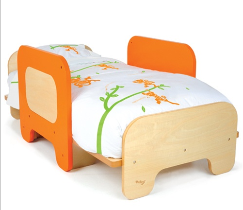 A Toddler Bed And Chair Both Converts Into When The Is Outgrown