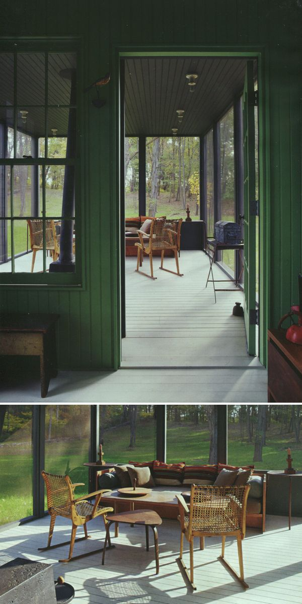 Green-interior-design-via Anne Sage