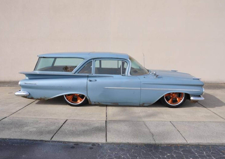 1959 Chevy Brookwood
