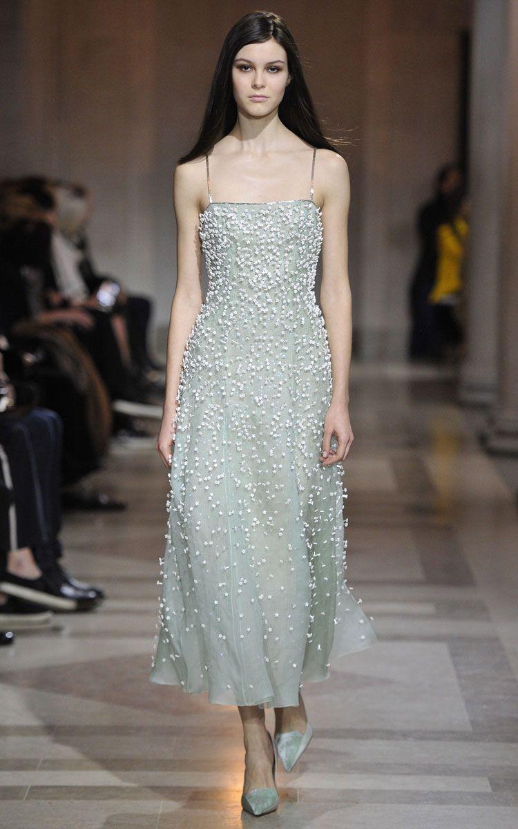 Leslie knope wedding dress  Carolina Herrera FW   Fancy Ridiculousness  Pinterest